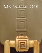 TEXTUR ROLLSTEMPEL  RM-001  L 3CM, <br><i>Preis pro Stück</i>